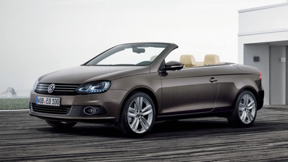 Los diez coches menos vendidos en 2016