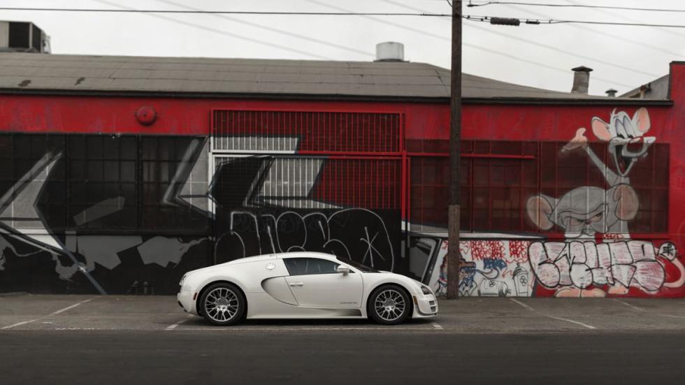 Bugatti Veyron Super Sport 2013 lateral