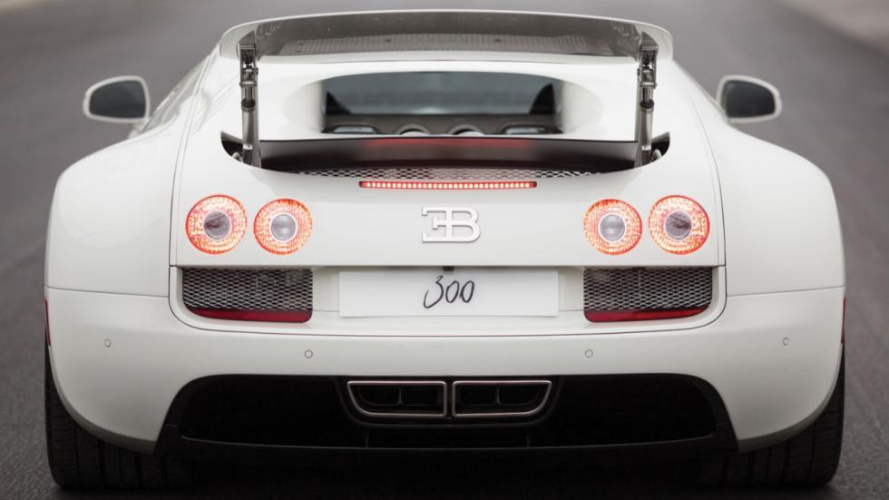Bugatti Veyron Super Sport 2013 trasera