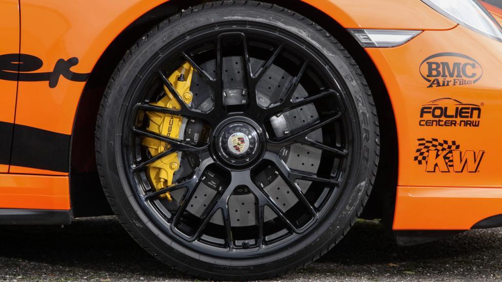 Porsche 911 Turbo S Cabriolet Wimmer detalle llanta