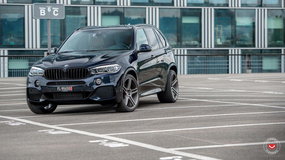 BMW X5 (F15) llantas Vossen
