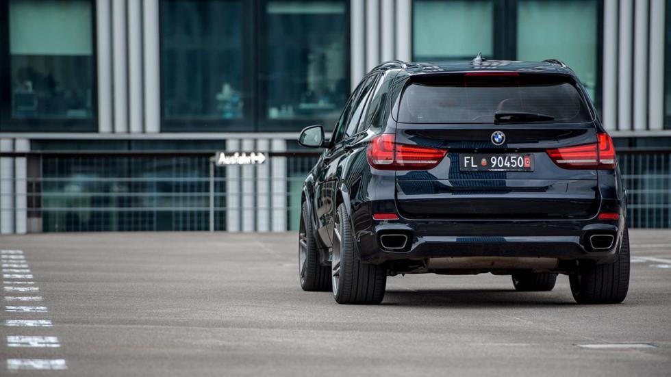 BMW X5 (F15) llantas Vossen trasera