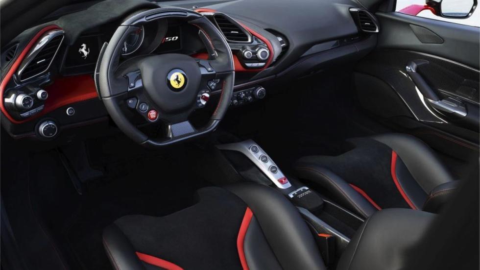 Ferrari J50 volante