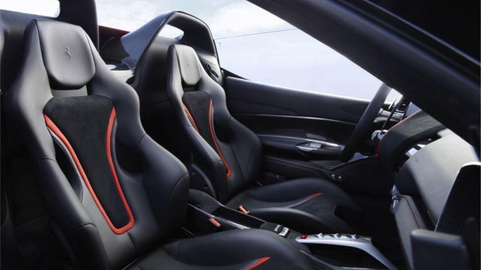 Ferrari J50 asientos