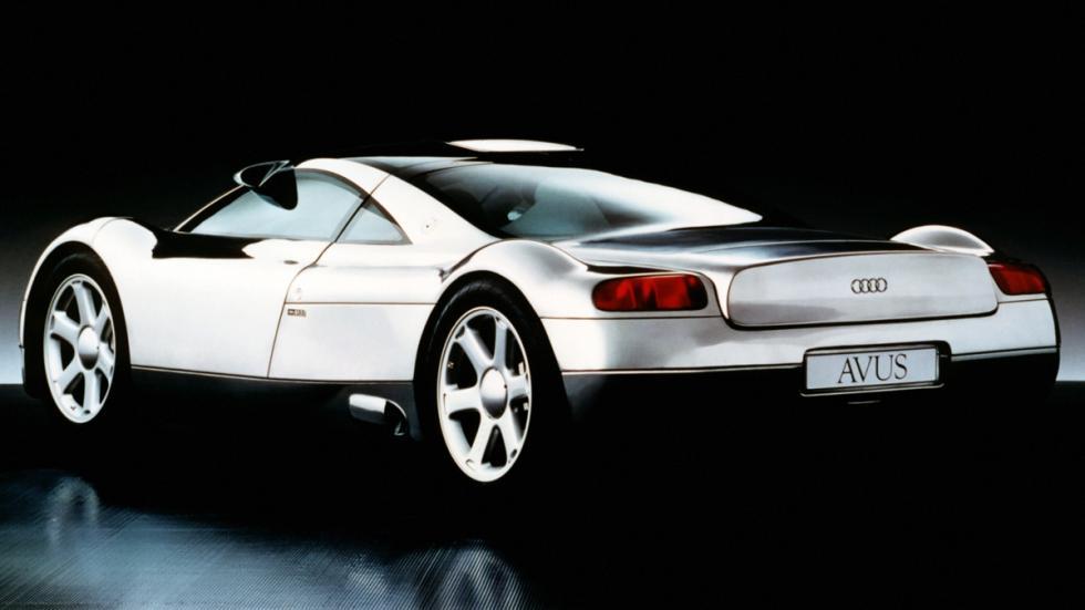 Audi Avus quattro Concept zaga