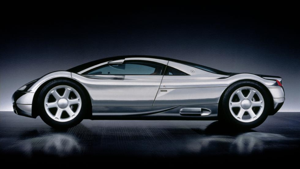 Audi Avus quattro Concept perfil