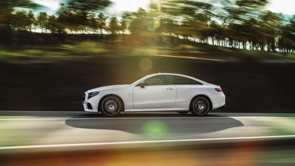 Mercedes Clase E Coupé 2017 dinamica