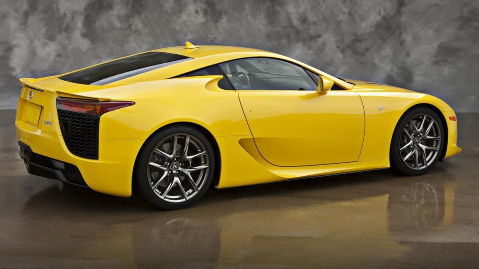 mejores-toyota-historia-Lexus-LFA-zaga