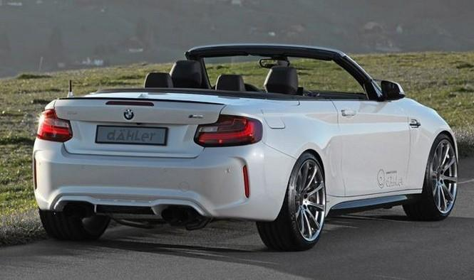 el primer bmw m2 cabrio llega de la mano de dahler. Black Bedroom Furniture Sets. Home Design Ideas