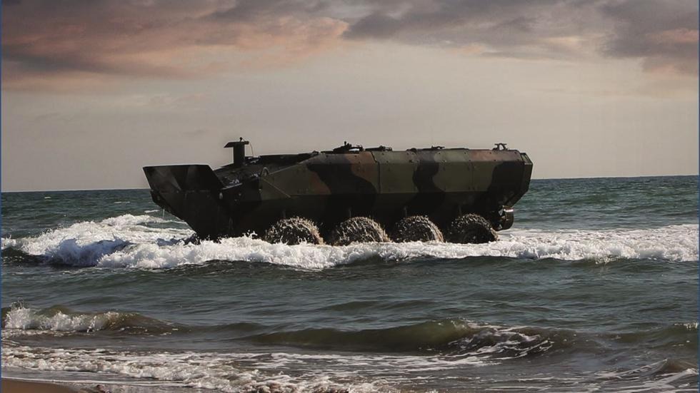 Amphibious Combat Vehicles 2