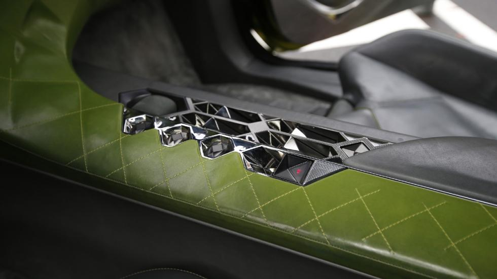 prueba DS E-Tense Concept Madrid caja de cambios