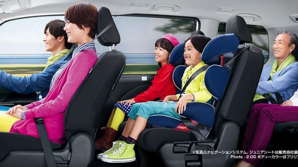 Suzuki Landy asientos 2