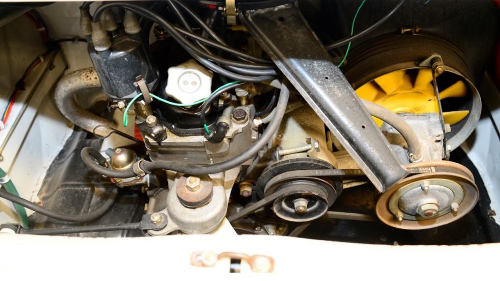 Seat-850-D-motor