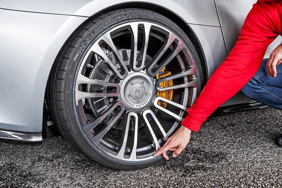 Prueba: Mercedes-AMG GT S Luethen Motorsport. Sube a 612 CV