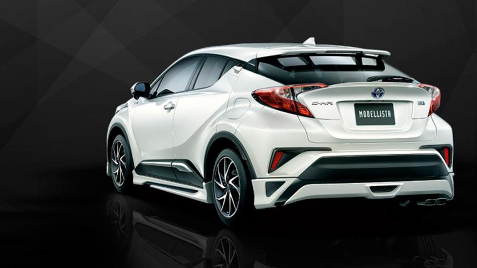Toyota C-HR TRD trasera