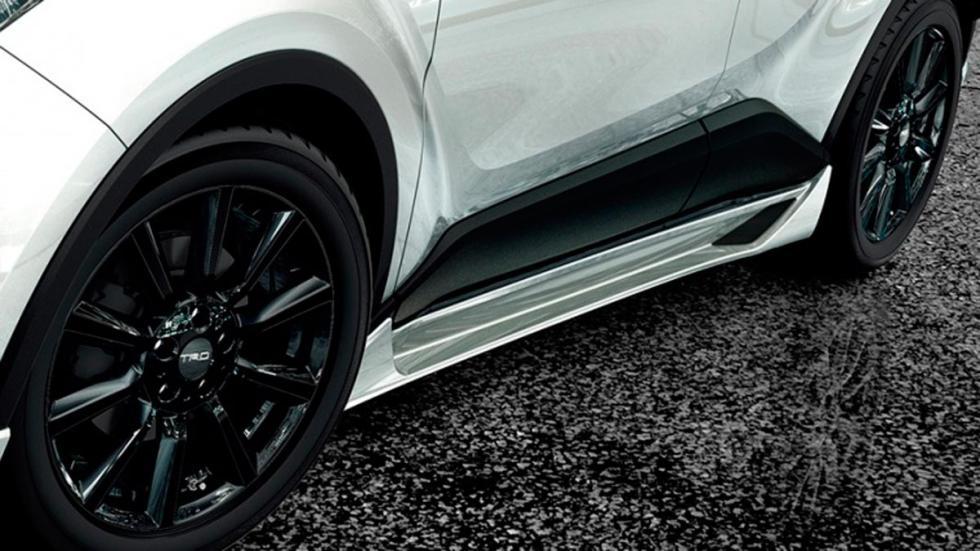 Toyota C-HR TRD faldon