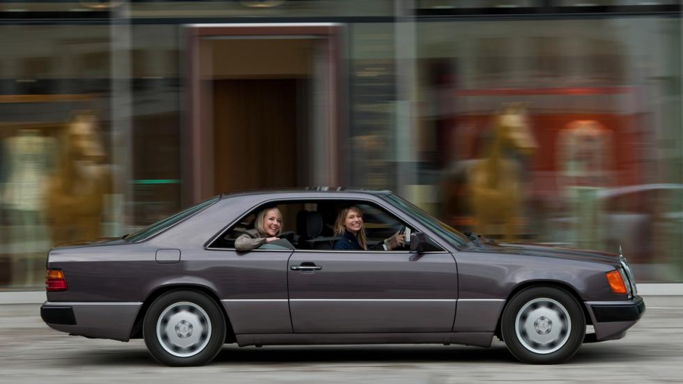 Mercedes E Coupé C124