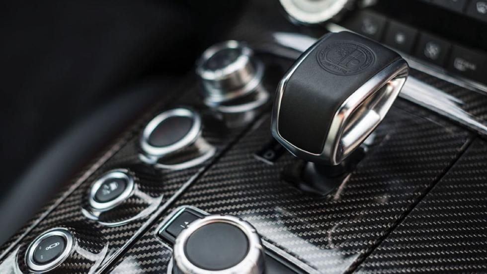 Mercedes SLS AMG Black Series cambio