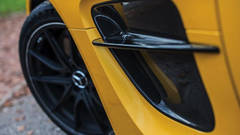 Mercedes SLS AMG Black Series usado