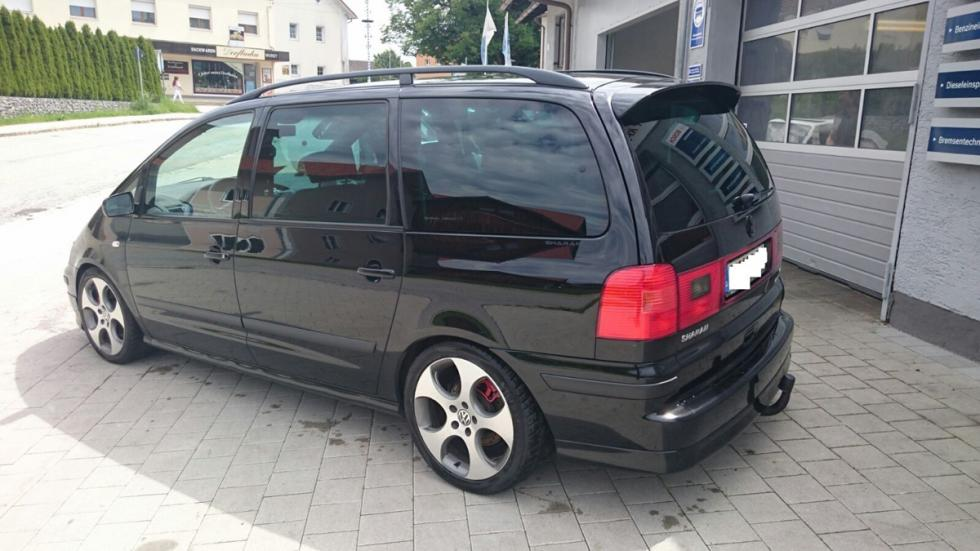 Volkswagen Sharan 440 CV trasera