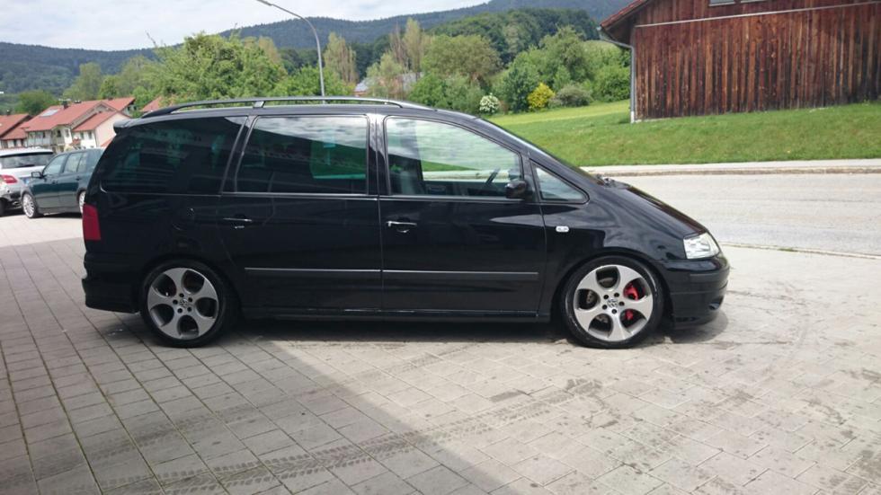 Volkswagen Sharan 440 CV lateral