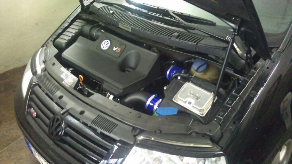 Volkswagen Sharan 440 CV motor