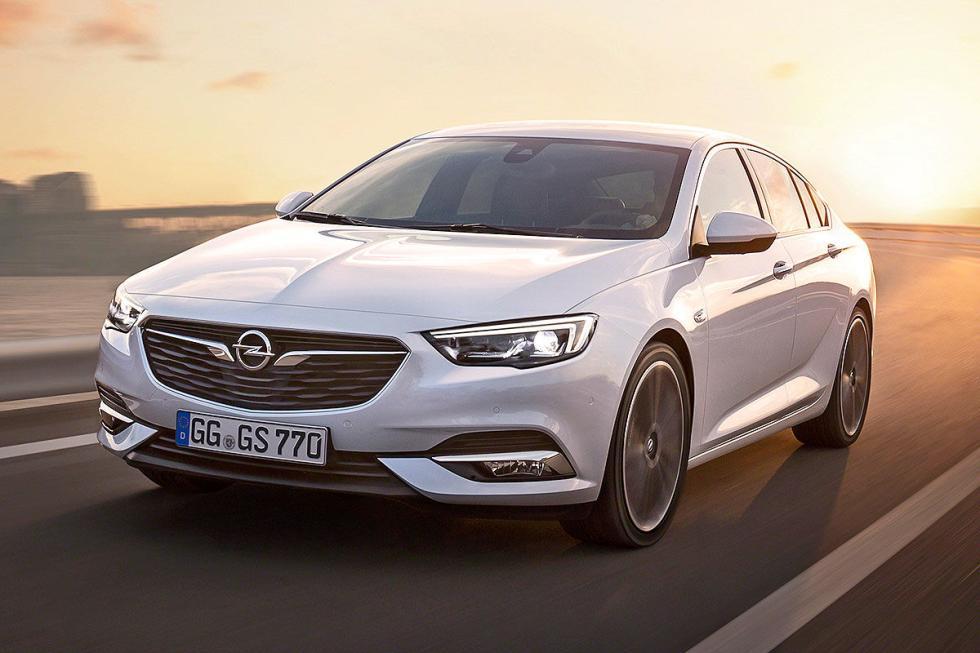 ¡Exclusiva! Probamos el Opel Insignia II (2017)