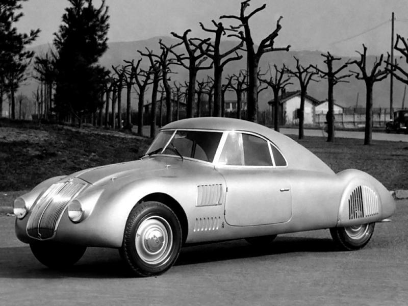 Lancia Aprilia Berlinetta Aerodinamica