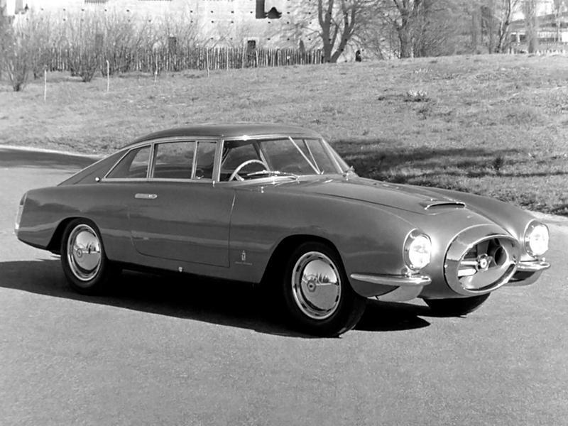 Lancia Aurelia PF200 Coupe