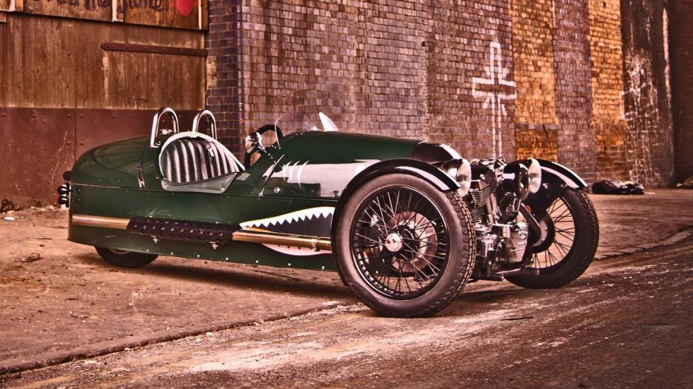 identifica-coches-volante-Morgan-3-wheeler-exterior