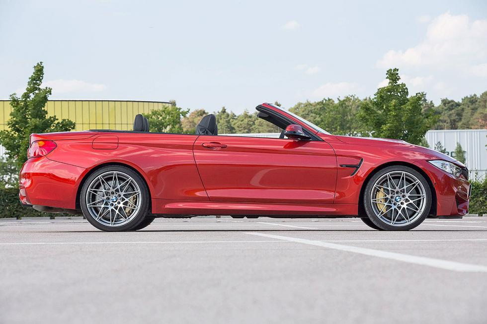 Duelo al sol: BMW M4/Mercedes-AMG C 63 S/Porsche 911 S
