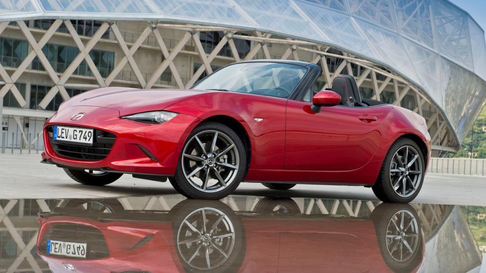precios-coches-nuevos-nunca-imaginarías-mazda-mx-5