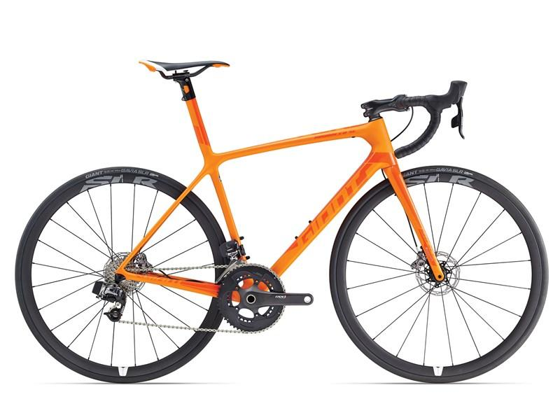 BICICLETA TCR ADVANCED SL DISC 2017