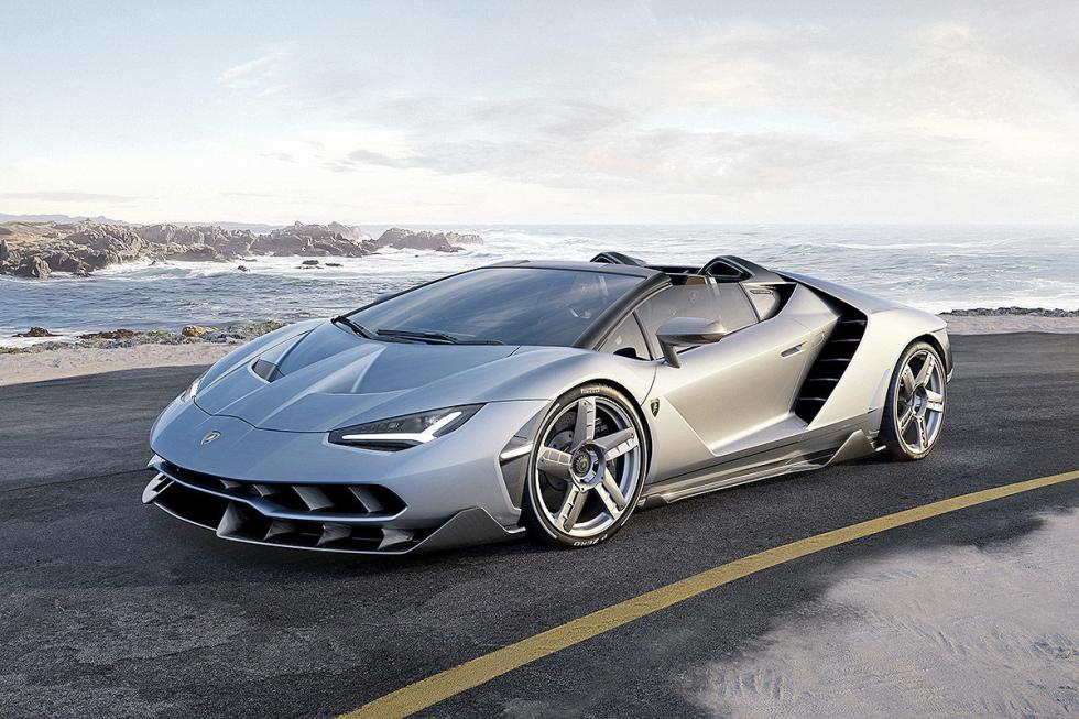 Lamborghini Centenario. Finales 2016. 770 CV. Los 20 ejemplares limitados ya han