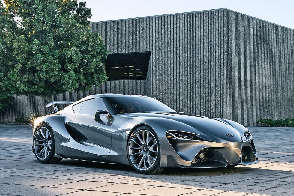 Toyota Supra. En 2017, desarrollado junto a BMW (lo llamará Z5).