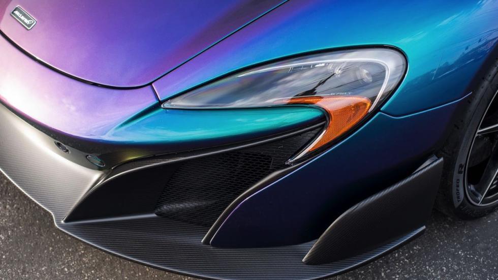 McLaren 675LT Spider faro