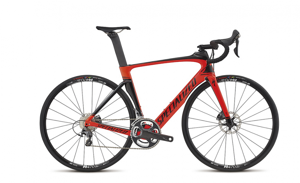 Bicicleta Specialized Venge ViAS Expert Disc Ultegra(4.899,90 euros)