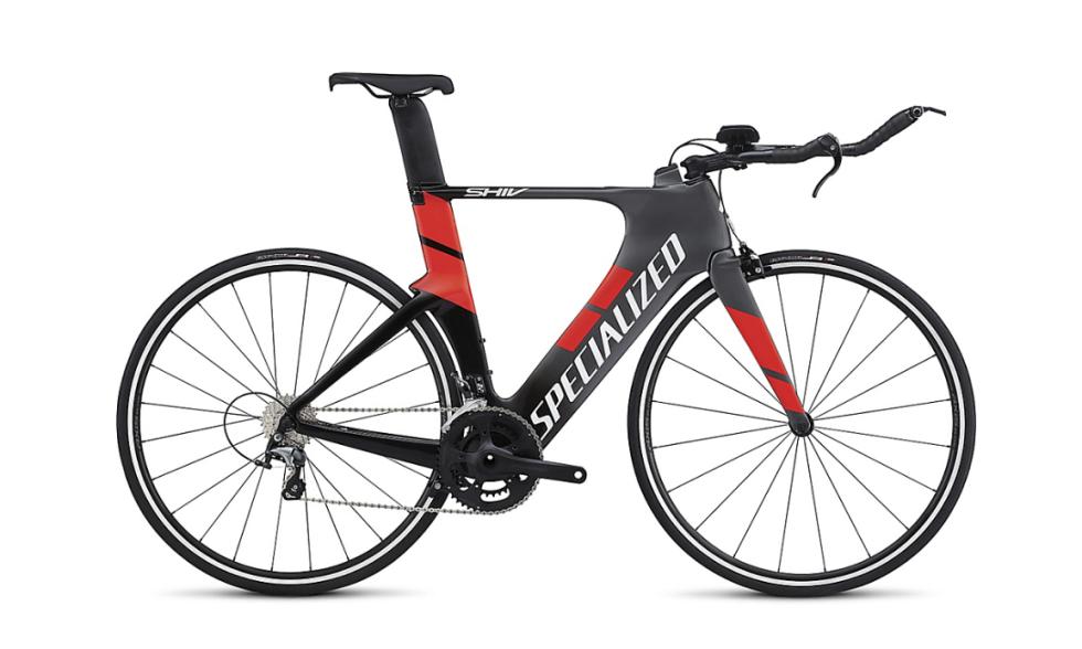 Bicicleta Specialized Shiv Sport (2.499,90 euros)