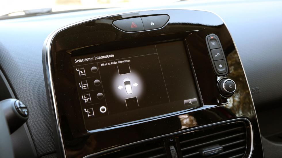 aparcamiento Renault Clio 120 TCe