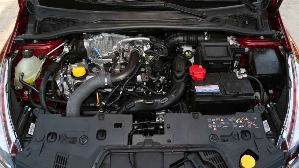 motor TCe 120 ya fue estrenado por el Renault Captur