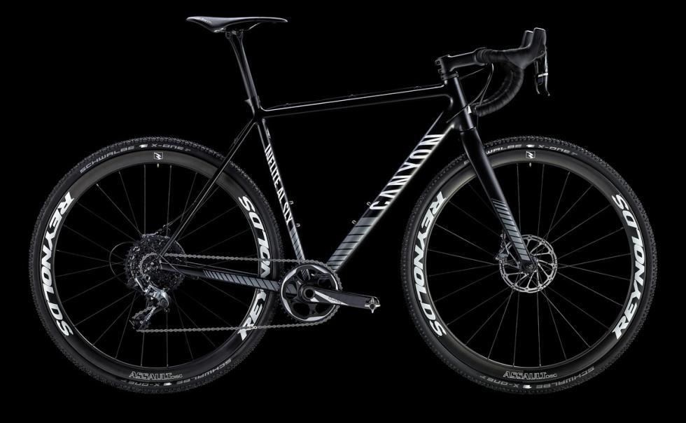 BICICLETA CANYON INFLITE AL SLX 9.0 PRO RACE (2.999 EUROS)