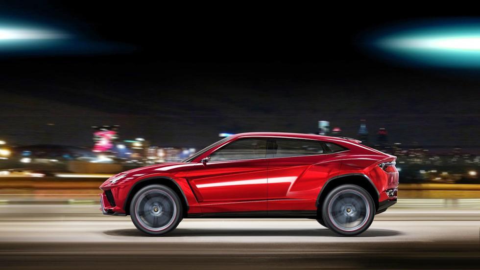 7 cosas que debes saber del Lamborghini Urus - Usará la plataforma del Q7