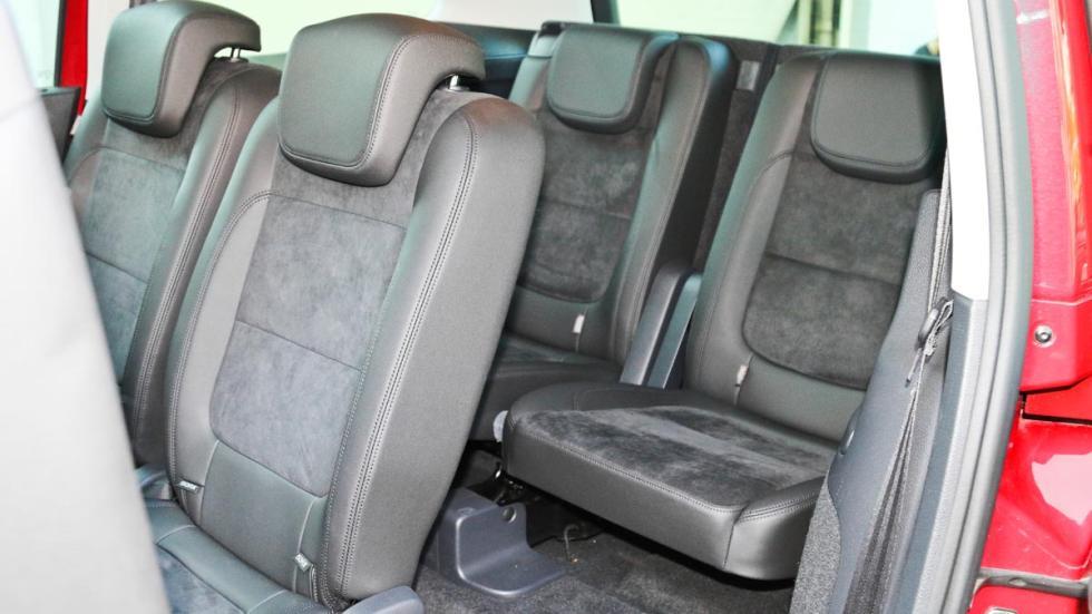 Seat Alhambra 2.0 TSI prueba monovolumen deportivo