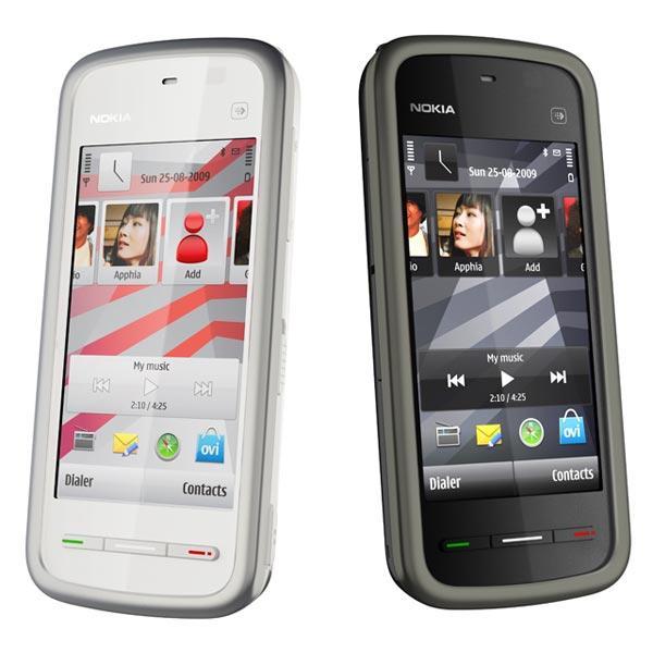 Nokia 5230 | Fecha de lanzamiento: 2009 | Millones de unidades vendidas: 150