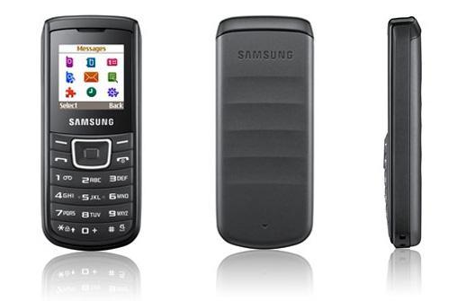 Samsung E1100 | Fecha de lanzamiento: 2009 | Millones de unidades vendidas: 150
