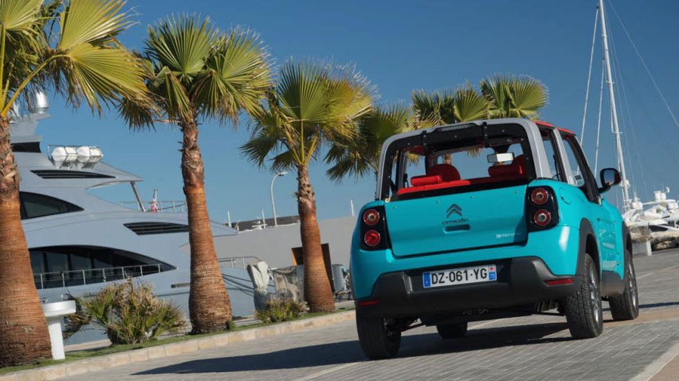 Citroën E-Mehari trasera