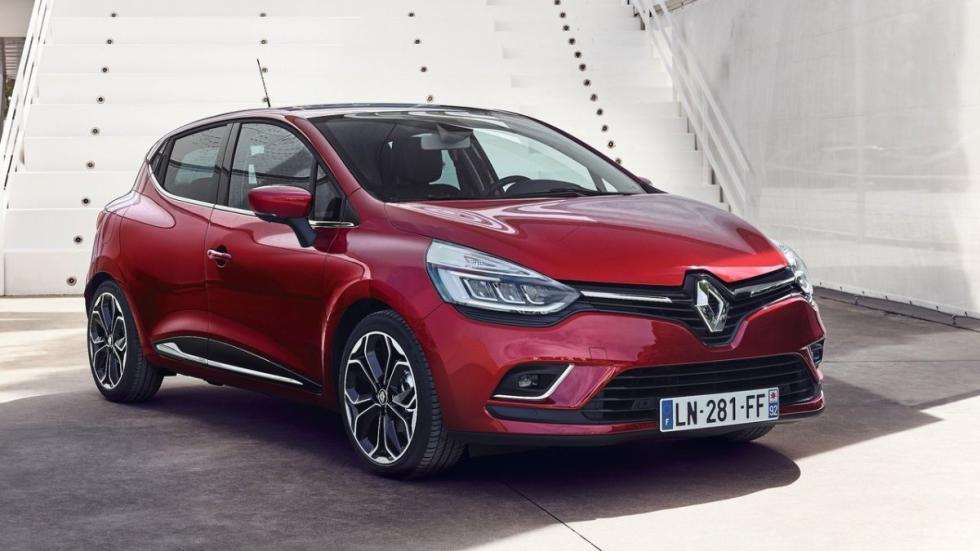 10 coches más vendidos diciembre 2016