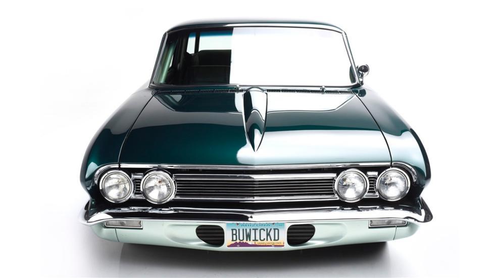 Buick Special de 1962 con 555 CV