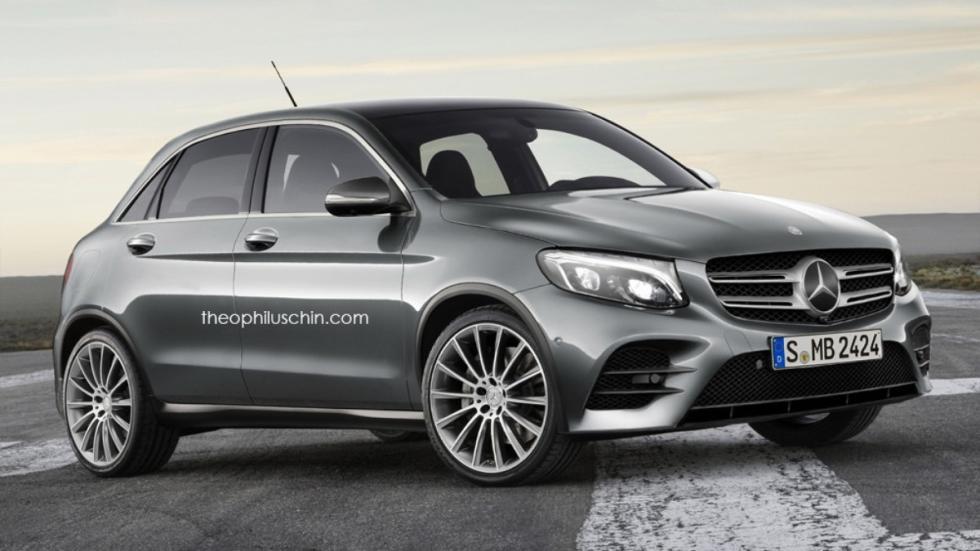 Render Mercedes Clase Z