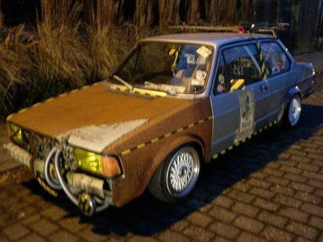 Las mayores atrocidades cometidas en un coche (parte XVI)